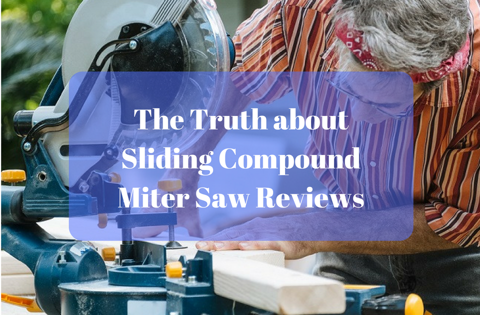 sliding-compound miter saw reviews