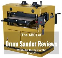 drum sander reviews